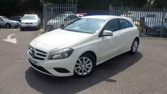 2013 MERCEDES-BENZ A CLASS 1.8 A180 CDI BLUEEFFICIENCY SE 5d AUTO 109 BHP £7495.00