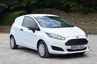 USED 2013 63 FORD FIESTA 1.6 ECONETIC TDCI 3d 94 BHP