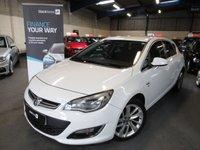 2012 VAUXHALL ASTRA 1.4 SRI 5d 138 BHP £4490.00