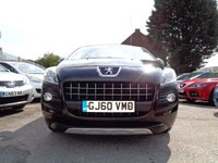 USED 2010 60 PEUGEOT 3008 2.0 HDI EXCLUSIVE 5d 150 BHP LOVELY EXAMPLE