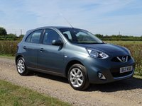 USED 2016 16 NISSAN MICRA 1.2 ACENTA 5d 79 BHP