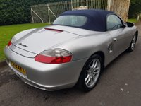 USED 2002 52 PORSCHE BOXSTER 2.7 1d  Superb Low Mileage example in Immaculate Order!!!