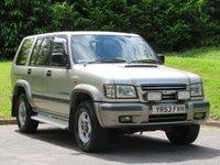 2003 ISUZU TROOPER 3.0 LWB DT DUTY 5d 157 BHP £2490.00