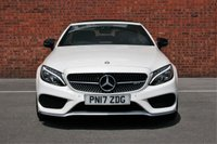 USED 2017 17 MERCEDES-BENZ C CLASS 3.0 AMG C 43 4MATIC 2d AUTO 362 BHP