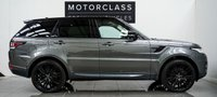 USED 2015 64 LAND ROVER RANGE ROVER SPORT 3.0 SDV6 HSE DYNAMIC 5d AUTO 288 BHP