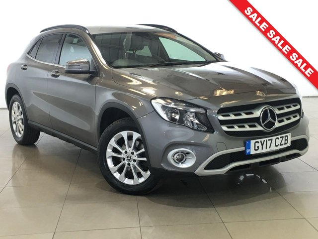 View our MERCEDES-BENZ GLA CLASS