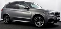 "USED 2013 63 BMW X5 3.0 30d M Sport Auto xDrive (s/s) 5dr [7 Seats] Reverse Cam, 20""s, Pro Media +"