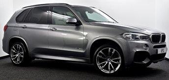 2013 BMW X5 3.0 30d M Sport Auto xDrive (s/s) 5dr [7 Seats] £24495.00