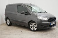 2015 FORD TRANSIT COURIER 1.6 TREND TDCI  94 BHP ** AIR CON ** GREY ** £7490.00
