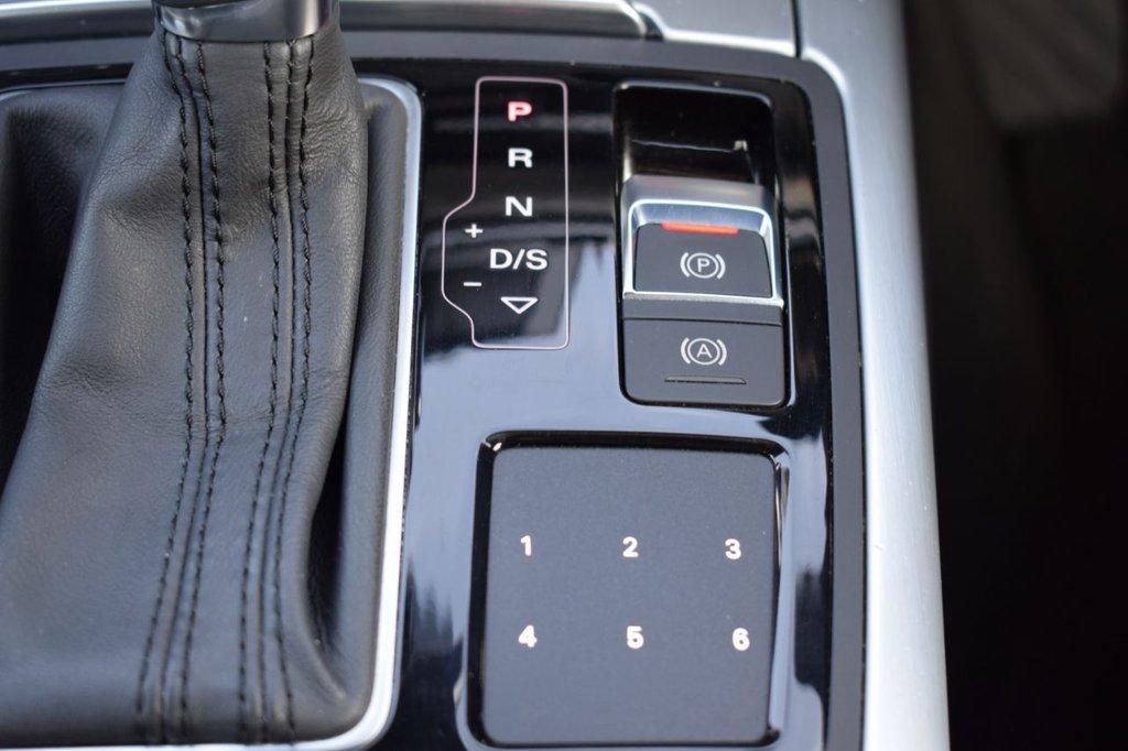 USED 2013 13 AUDI A7 3.0 TDI QUATTRO S LINE 5d AUTO 242 BHP