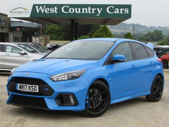2017 FORD FOCUS 2.3 RS 5d 346 BHP £30000.00