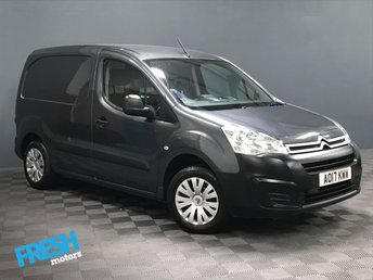 2017 CITROEN BERLINGO 1.6 625 ENTERPRISE L1 BLUEHDI (NO VAT) £10885.00