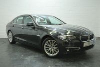 2014 BMW 5 SERIES 2.0 520D LUXURY 4d 188 BHP £8895.00