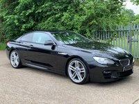 USED 2012 62 BMW 6 SERIES 3.0 640D M SPORT 2d AUTO 309 BHP One Former Keeper