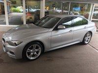 2014 BMW 3 SERIES 2.0 320D XDRIVE M SPORT 4d AUTO 181 BHP £12995.00