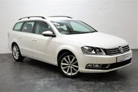 2014 VOLKSWAGEN PASSAT 1.6 EXECUTIVE TDI BLUEMOTION TECHNOLOGY 5d 104 BHP £8295.00