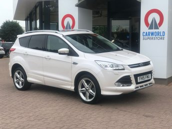 2015 FORD KUGA