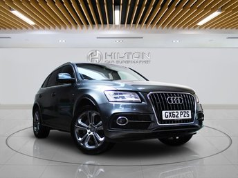 Used Audi Q5 for sale in Leighton Buzzard