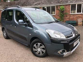 2012 CITROEN BERLINGO 1.6L Multispace Airdream XTR EGS Wheel Chair Accessible  £9995.00