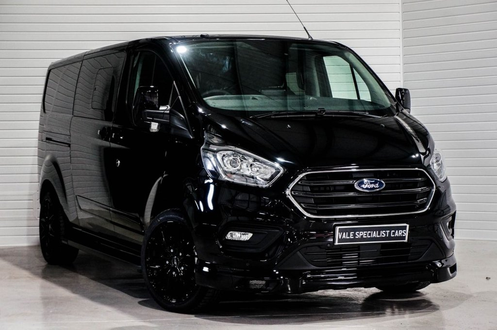 super cheap compares to super quality latest sale 2019 Ford Transit Custom 320 Limited DCIv L2 H1 £23,995