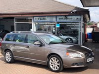USED 2010 10 VOLVO V70 2.4 D5 SE LUX 5d 205 BHP Free MOT for Life