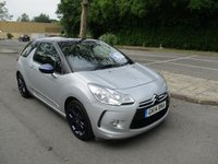 USED 2014 14 CITROEN DS3 1.6 E-HDI DSTYLE PLUS 3d 90 BHP WAS £6,495 NOW ONLY £5,995 !!