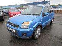 2009 FORD FUSION 1.6 TITANIUM 5d AUTO 100 BHP £3995.00