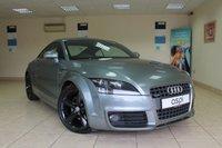 2010 AUDI TT 2.0 TDI QUATTRO S LINE 3d 170 BHP £8950.00