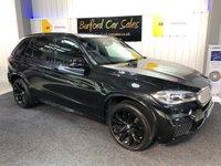 USED 2015 15 BMW X5 3.0 XDRIVE40D M SPORT (7 SEATER) 5d AUTO 309 BHP