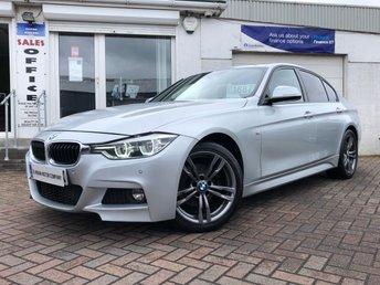 2016 BMW 3 SERIES 2.0 320D M SPORT 4d AUTO 188 BHP £16875.00