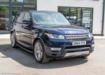 2015 LAND ROVER RANGE ROVER SPORT 3.0 SDV6 HSE 5d AUTO 288 BHP £SOLD