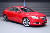 USED 2013 VAUXHALL INSIGNIA 2.0 CDTI SRI VX-LINE RED 5d 157 BHP
