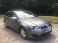 2013 VOLKSWAGEN GOLF 1.6 S TDI BLUEMOTION TECHNOLOGY 5d 103 BHP £6985.00