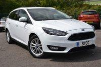 USED 2016 16 FORD FOCUS 1.6 ZETEC TDCI 5d 114 BHP £20 ROAD TAX ~ 2 KEYS ~ NEW SHAPE ~ 6 MONTHS WARRANTY