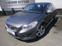 USED 2010 10 VOLVO C30 2.0 R-DESIGN 3dr 2 OWNER VEHICLE