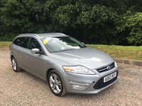 2013 FORD MONDEO 2.0 TITANIUM X BUSINESS EDITION TDCI 5d AUTO 138 BHP £8485.00