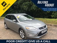 USED 2013 63 FORD MONDEO 2.0 TITANIUM X BUSINESS EDITION TDCI 5d AUTO 138 BHP