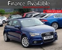 USED 2012 12 AUDI A1 1.2 TFSI SE 3d 84 BHP FULL AUDI SERVICE HISTORY+ 1 KEEPER FROM NEW