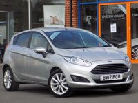 USED 2017 17 FORD FIESTA 1.0 Ecoboost Titanium 5dr Powershift ** Bluetooth + DAB + City Pack **