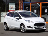 USED 2016 16 FORD FIESTA 1.5 TDCi Zetec 5dr ** Bluetooth + DAB + Air Con **