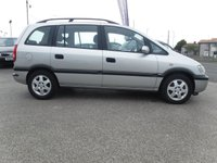 USED 2000 OPEL ZAFIRA OPEL ZAFIRA  PETROL MANUAL  FROM GERMANY LEFT HAND DRIVE  *** PART EXCHANGE & CARD PAYMENTS WELCOME*** LEFT HAND DRIVE 7 SEATS CRUISE CONTROL AIR/CON ELECTRIC MIRRORS CENTRAL LOCKING ELECTRIC WINDOWS