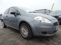 USED 2008 08 FIAT GRANDE PUNTO 1.2 ACTIVE DRIVES WELL