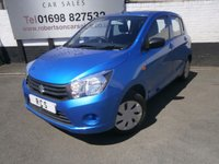USED 2016 66 SUZUKI CELERIO 1.0 SZ2 5dr LOW INSURANCE
