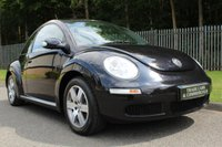 USED 2010 10 VOLKSWAGEN BEETLE 1.6 LUNA 8V 3d 101 BHP A LOW MILEAGE BEETLE WITH SERVICE HISTORY AND BLUETOOTH!!!