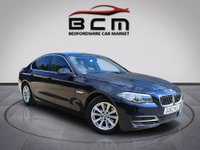 2013 BMW 5 SERIES 2.0 520D SE 4d AUTO 181 BHP £11485.00