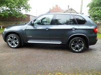 USED 2010 10 BMW X5 3.0 XDRIVE40D SE 5d AUTO 302 BHP FANTASTIC CONDITION X5. HUGE SPEC. OVER £8500 OPTIONS FITTED, SAT NAV. BLUETOOTH. 360 REAR CAM. 8 SPEED AUTO. TWIN TURBO 306 HP