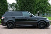 USED 2016 16 LAND ROVER RANGE ROVER SPORT 3.0 SD V6 HSE 4X4 (s/s) 5dr NAV+PAN ROOF+LUMMA KIT+CAMERA
