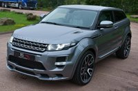 USED 2012 12 LAND ROVER RANGE ROVER EVOQUE 2.2 SD4 Pure 4X4 3dr OVER FINCH KIT+UPGRADED ALLOYS