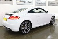 USED 2015 12 AUDI TT 2.0 TFSI S line S Tronic (s/s) 3dr TECH PACK! 1 PRIVATE OWNER!