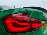 USED 2017 17 BMW 3 SERIES 3.0 335d M Sport Sport Auto xDrive (s/s) 4dr MPERFORMANCEKITPORSCHEGREEN!